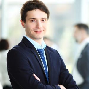 Marc, avocat-stagiaire avec contrat PLCI